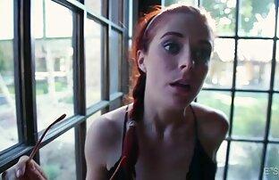 Slutty Redhead obtiene hardcore doble en equipo la tinas porno